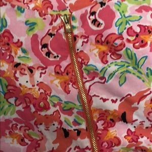 Lilly Pulitzer Dresses - Lilly Pulitzer Call Me Kitty Cat Delia Dress